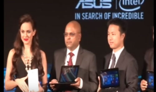 Magically Launched ASUS n INTELs Transformer Book T 100