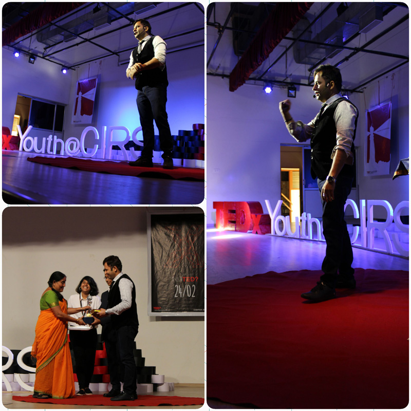 Illusionist Rahul Kharbanda shared how technology helped him to excel in his Magic along with his journey from the thought of taking up Magic as his career to his achievements in last 18 yrs of professional Magic.